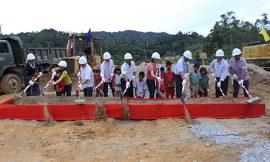 Bốn lần xây trường trên dãy núi sạt lở Quảng Nam