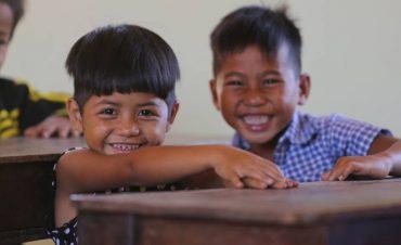 Ba tháng xây mơ ước ở ngôi trường Khe Chữ