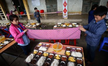 Khởi công hai nhà bán trú cho trẻ em vùng cao Hà Giang