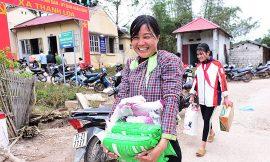 Tết Hy Vọng về với xã biên giới Lạng Sơn