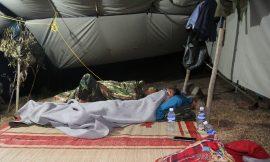 Bộ đội 'nhường cơm sẻ áo' cho Lào chống dịch