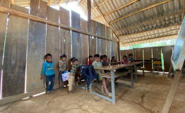 Độc giả VnExpress cùng xây trường gần biên giới