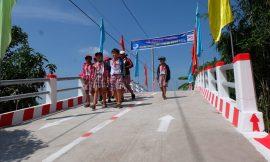 Hành trình 150 cây cầu của Quỹ Hy vọng