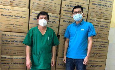 Quỹ Hy vọng tiếp sức tâm dịch Hải Dương