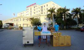 Quỹ Hy vọng tiếp sức cho tâm dịch Quảng Ninh