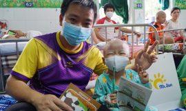 Quỹ Hy vọng phát động chương trình hỗ trợ trẻ em ung thư