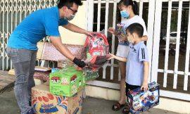 Quỹ Hy vọng trao quà Tết thiếu nhi tại bệnh viện Bắc Giang