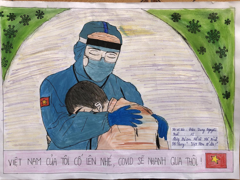 Đóng cổng bình chọn cuộc thi 'Vì một Việt Nam tất thắng'